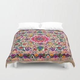 Elegant Flower Duvet Cover