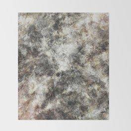 Residue Throw Blanket