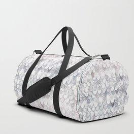MAGIC MERMAID WHITE Duffle Bag