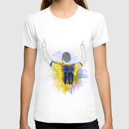 james rodriguez 10 T-shirt