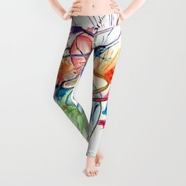 CONFESSION I @EdART Leggings