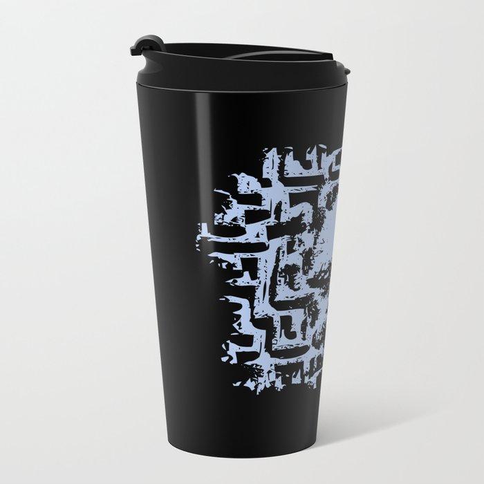 You Have Always Been the Caretaker Here Metal Travel Mug