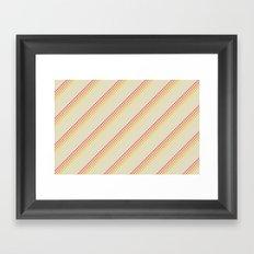 I Heart Patterns #003 Framed Art Print