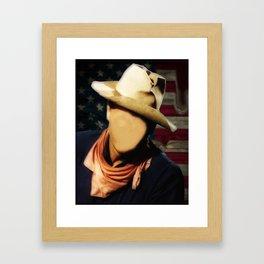 Stars#4 Framed Art Print