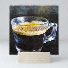 Espresso Mini Art Print
