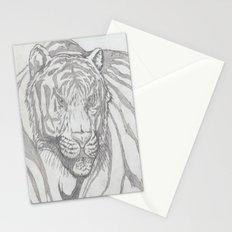 large tiger Stationery Cards