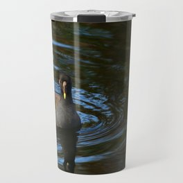 Common Moorhen Travel Mug