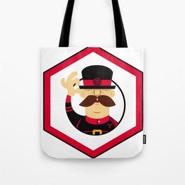 YeoMan Developer sticker Tote Bag