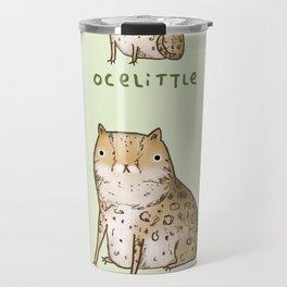Ocelittle Ocelot Travel Mug