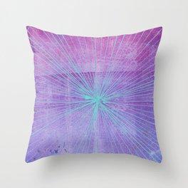 Linear No. 13 Throw Pillow