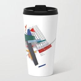 Malevich 3D Travel Mug