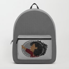 Psalm 89:15 Backpack