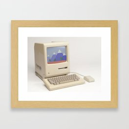CompuSpace A Framed Art Print