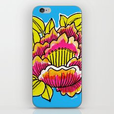 Pink Blossom iPhone Skin
