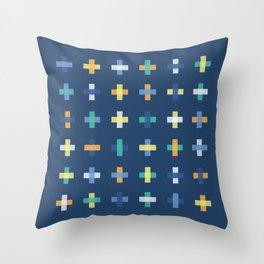 Plus + Scandi Summer Morning Throw Pillow