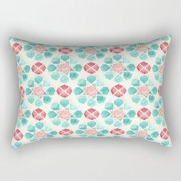 Islamic geometric seamless patterns #5 Rectangular Pillow