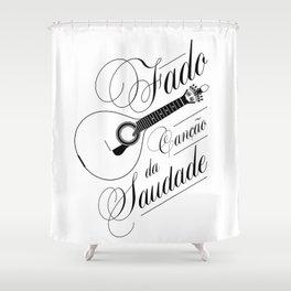 Fado - Light Shower Curtain