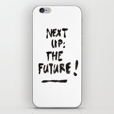 The Future iPhone Skin