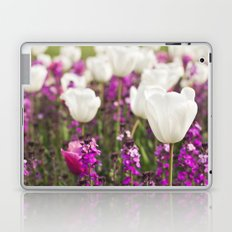 The delicate life Laptop & iPad Skin