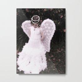 Littlest Angel 2 Metal Print