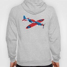Styrofoam airplane Hoody
