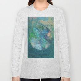 Abstract Mandala 216 Long Sleeve T-shirt