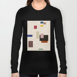 There Is No Dance In Frequency And Balance Long Sleeve T-shirt