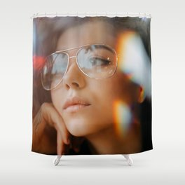 Katya Shower Curtain