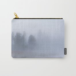Foggy Morning #decor #buyart #society6 Carry-All Pouch