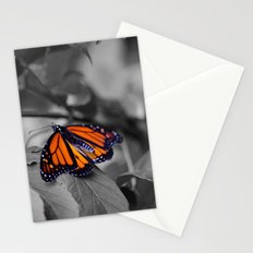 Monarch BW Stationery Cards