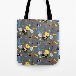 Musicians. Tote Bag