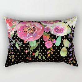 Flowers bouquet #31 Rectangular Pillow