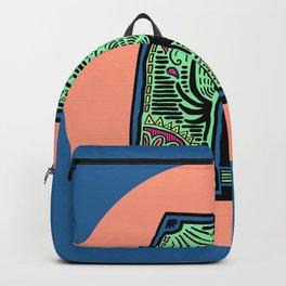 alphabet A Backpack