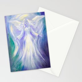 Angel of Love Stationery Cards