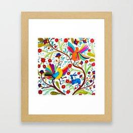 amate 1 Framed Art Print