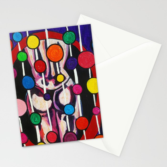 Through the Veil Stationery Cards