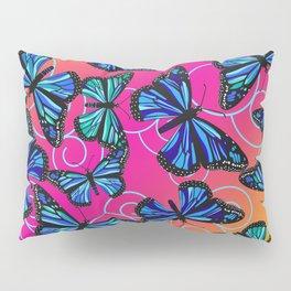 Cool Monarchs at Sunset Pillow Sham