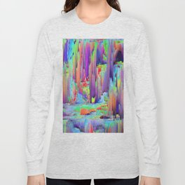 Pixel Sorting 43 Long Sleeve T-shirt