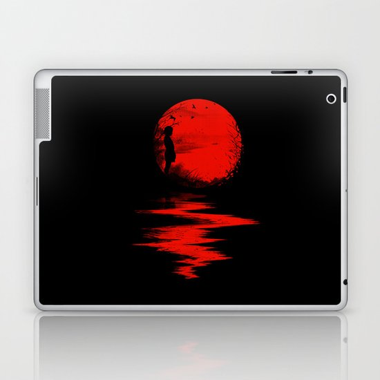 The Land of the Rising Sun Laptop & iPad Skin