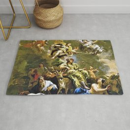 Allegory Of Prudence - Digital Remastered Edition Rug
