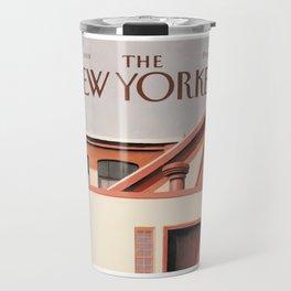 The New Yorker - 10/1988 Travel Mug