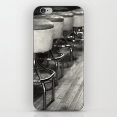 A Seat at the Bar iPhone & iPod Skin