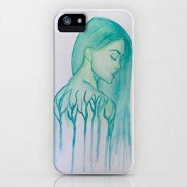 Birnam Wood iPhone Case