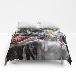 Lucha libre kids Comforters
