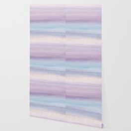 Pastel Watercolor Dream #1 #painting #decor #art #society6 Wallpaper