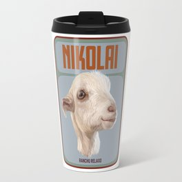 Rancho Relaxo Fundraiser: In Memory of Nikolai Travel Mug