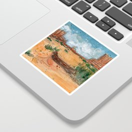 Wild West Sticker
