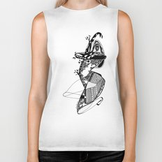 Dance with me - Emilie Record Biker Tank