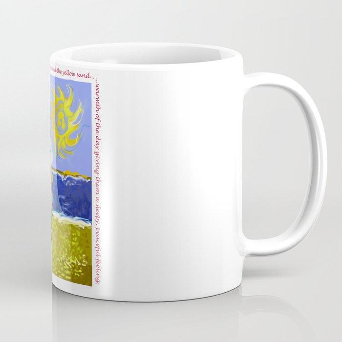'Mary and Max' (Saw Sea Art Series) Coffee Mug