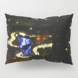 Ribbon of Ice (Chicago Architecture Society) Pillow Sham